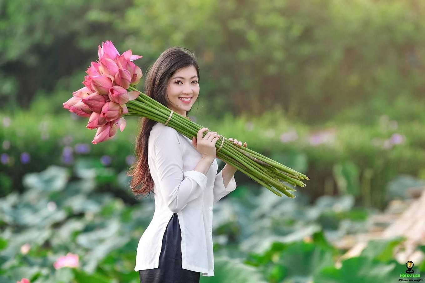 Top 5 đầm sen hút khách chụp ảnh ở Hà Nội và Sài Gòn