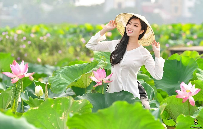 5 đầm sen hút khách chụp ảnh ở Hà Nội và Sài Gòn