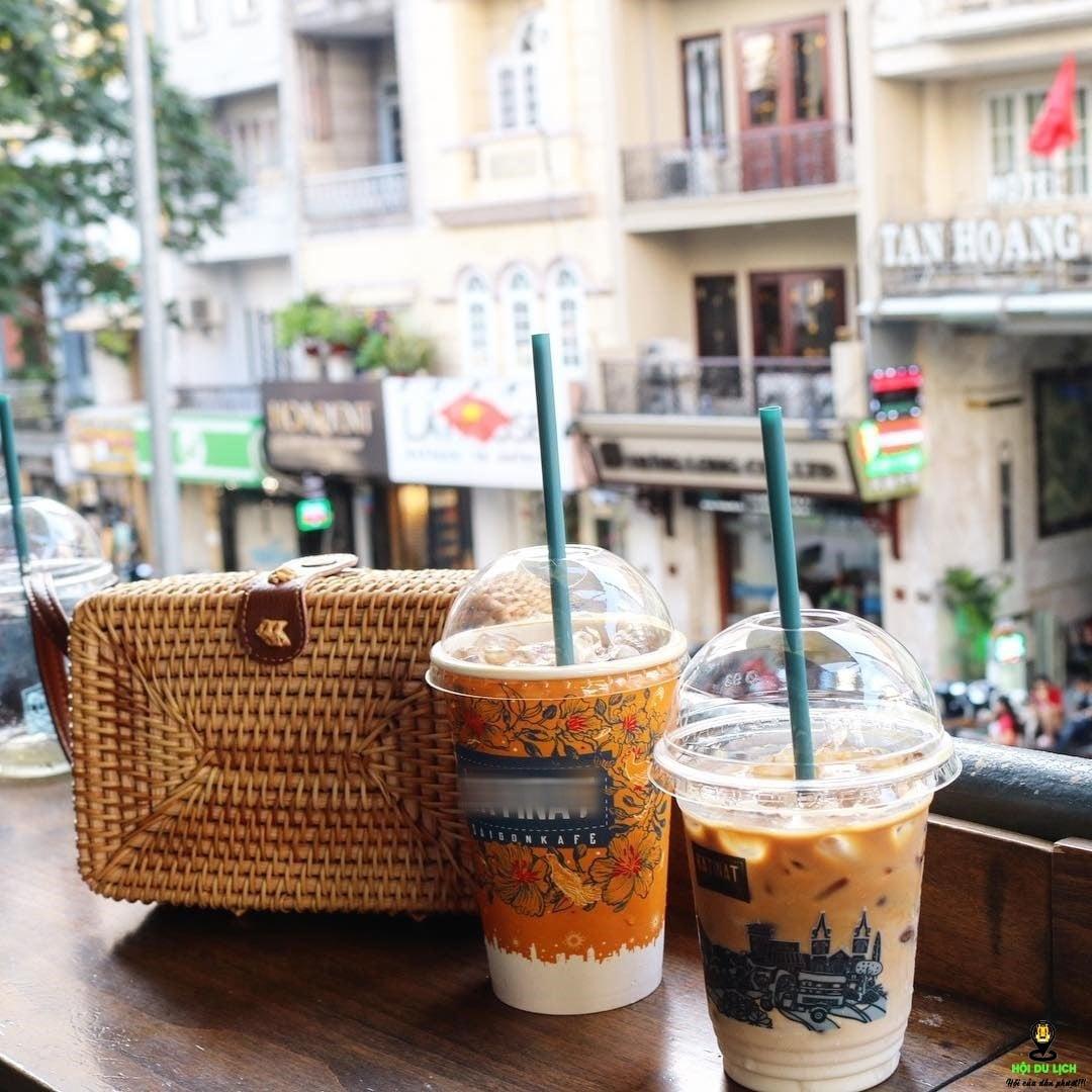 5 không gian cà phê ngắm Sài Gòn từ trên cao
