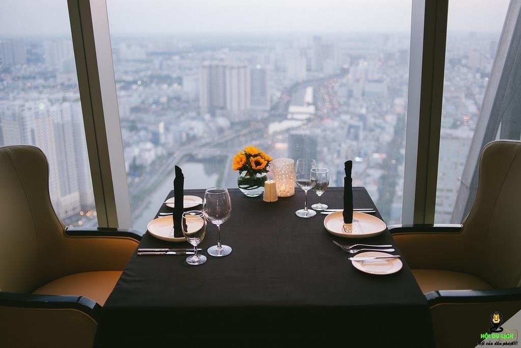 Top 5 không gian cà phê ngắm Sài Gòn từ trên cao