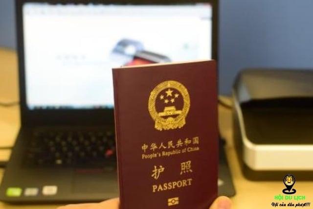 Trung Quốc cấp thị thực kiểu mới từ ngày 1/6