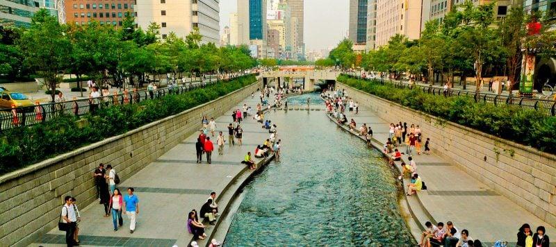Địa điểm tham quan tại Seoul