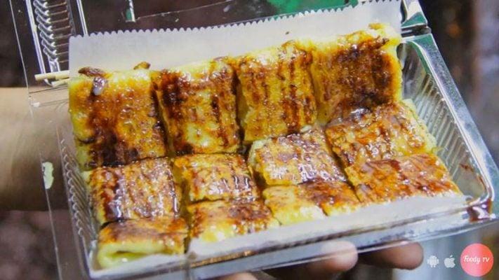 Bánh chuối kiểu Thái