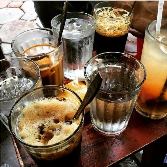 Cafe Thái - những quán cà phê muôn màu ở Hà Nội.