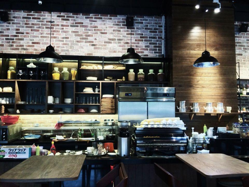 T-Coffee - những quán cà phê muôn màu ở Hà Nội.