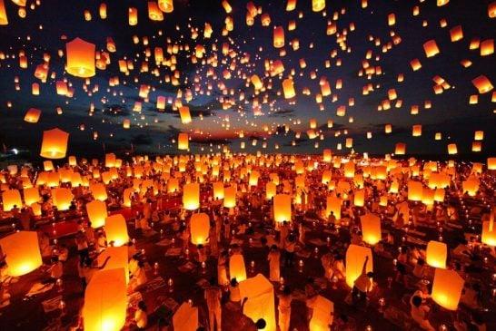 Chiang Mai và những lễ hội - Văn hóa, phong tục nổi bật ở Thái Lan