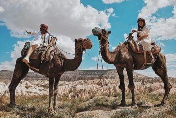 Thành phố ngầm Cappadocia – Điểm du lịch Thổ Nhĩ Kỳ ấn tượng