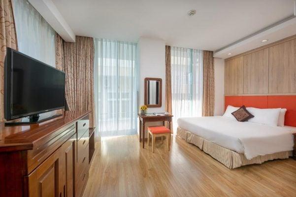 Phòng ở khách sạn Sun River Hotel(ảnh sưu tầm)