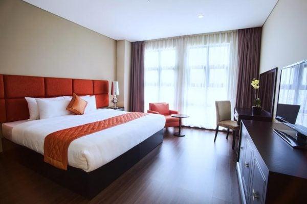 Khách sạn gần biển, gần trung tâm nhất ở Đà Nẵng (ảnh ST)