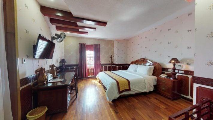 Phòng khách sạn Phương Đông Hotel (ảnh sưu tầm)