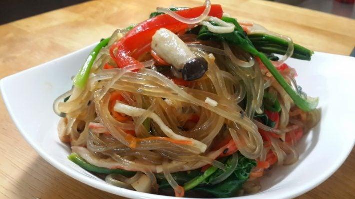 Top 8 món mì của Hàn Quốc ăn là mê ngay