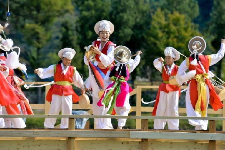 Lễ hội Jeongseon Arirang (ảnh st)