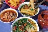 Những hàng ăn ngon Hà Nội về đêm phần 1