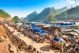 Nét độc đáo những phiên chợ vùng cao nổi tiếng Việt Nam