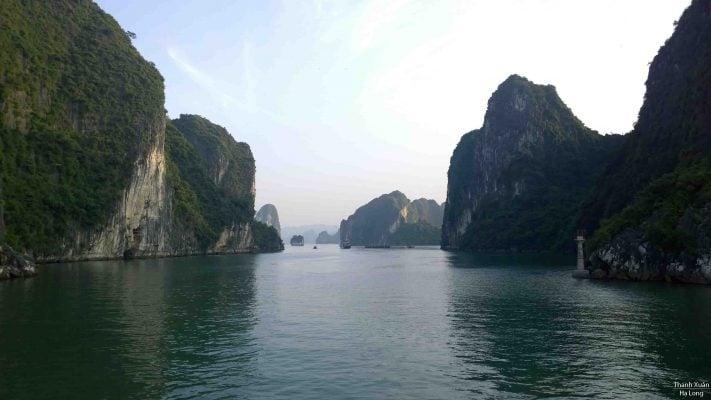 Thắng cảnh Vịnh Hạ Long
