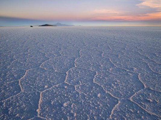 Cánh đồng muối Salar de Uyuni