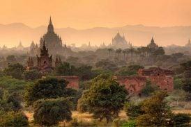 Xứ sở bình minh Bagan – Di sản Thế giới mới của UNESCO