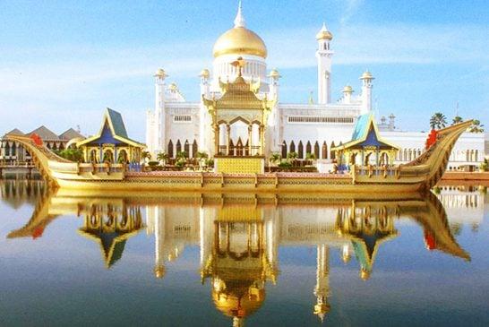 Thăm Istana Nurul Iman - cung điện xa hoa bậc nhất thế giới