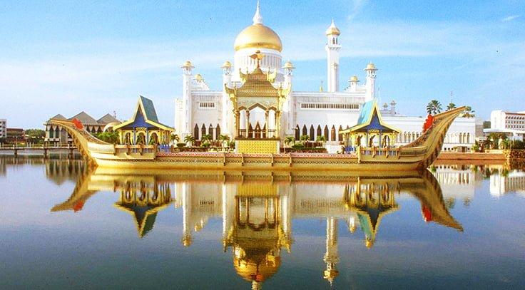 Istana Nurul Iman - cung điện xa hoa bậc nhất thế giới