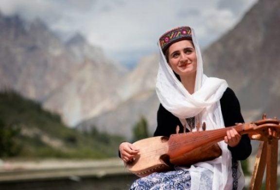 Bộ tộc Hunza nơi có những người phụ nữ đẹp nhất hành tinh