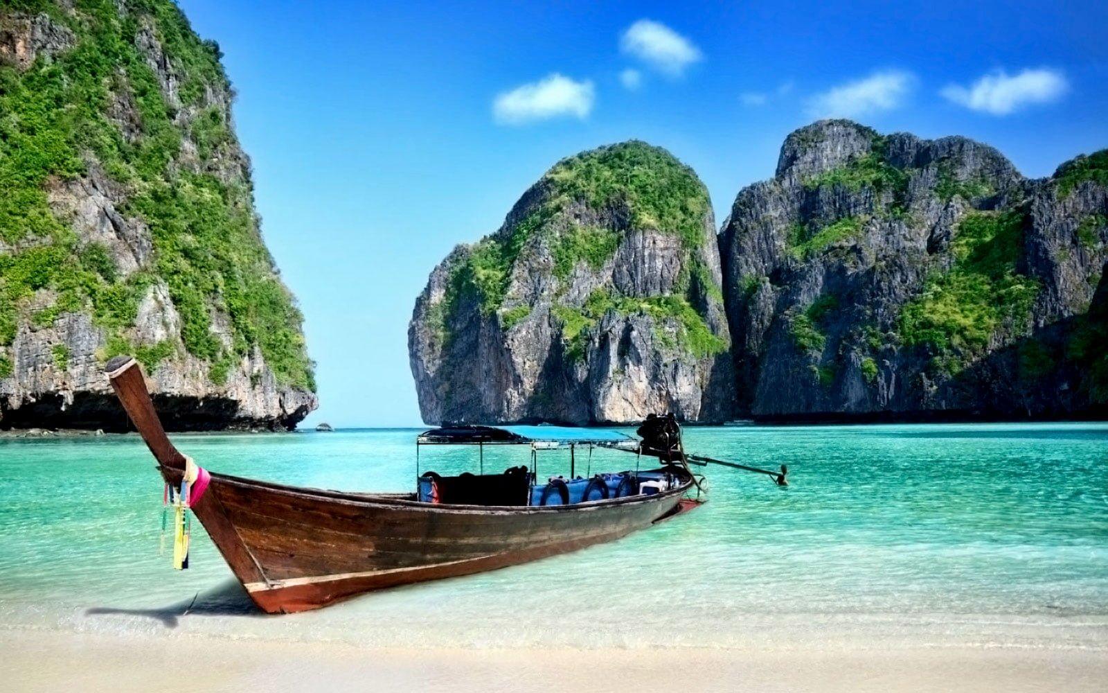 Krabi - Thiên đường phía Nam Thái Lan.