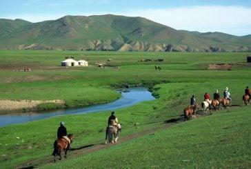Mông Cổ- Đất nước của những thảo nguyên bạt ngàn
