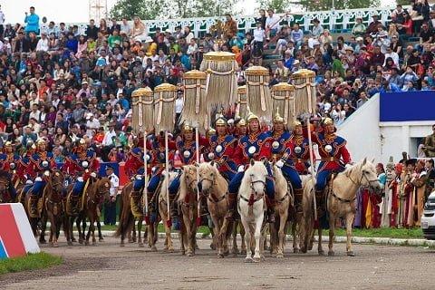 Trải nghiệm lễ hội Naadam của người Mông Cổ