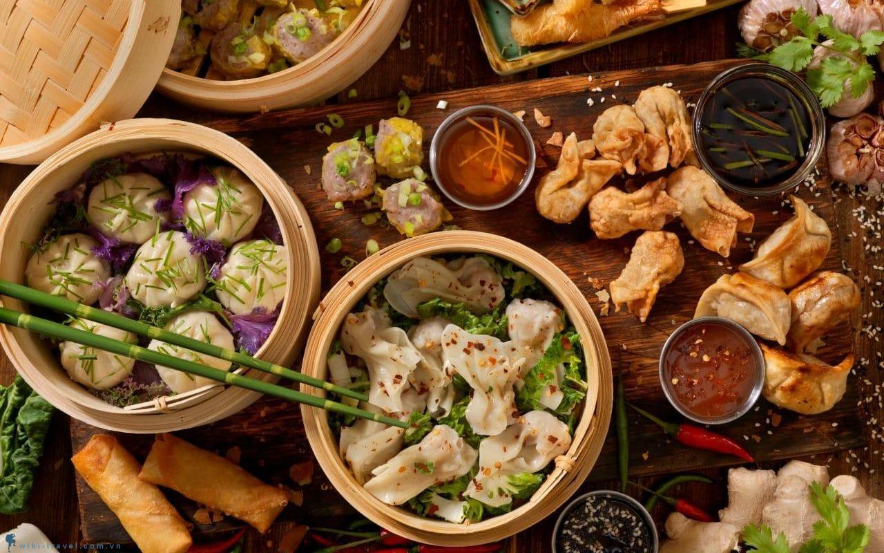 Mông Cổ - Văn hóa ẩm thực của người dân du mục