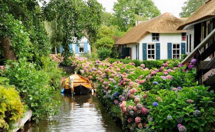 Trải nghiệm tại Hà Lan - Đất nước mang biểu tượng của sự bình yên