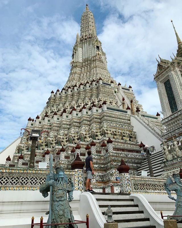 Đền Wat Arun ( Đền của Dawn )