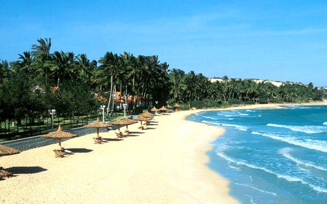 Bãi biển Mỹ Khê đẹp tuyệt ở Đà Nẵng