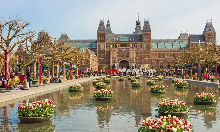Rijks điểm đến thu hút khách du lịch Hà Lan(ảnh st)
