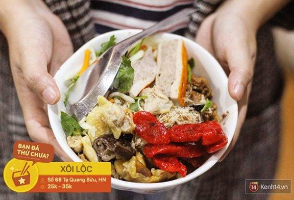 Những hàng ăn ngon Hà Nội về đêm - Phần 2
