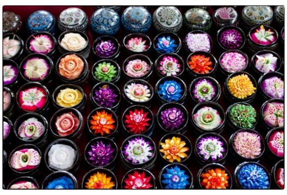 7 món quà ý nghĩa nên muakhi du lịch ở Chiang Mai - Thái Lan