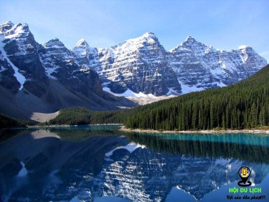Công viên quốc gia Banff đẹp hút hồn- ảnh sưu tầm