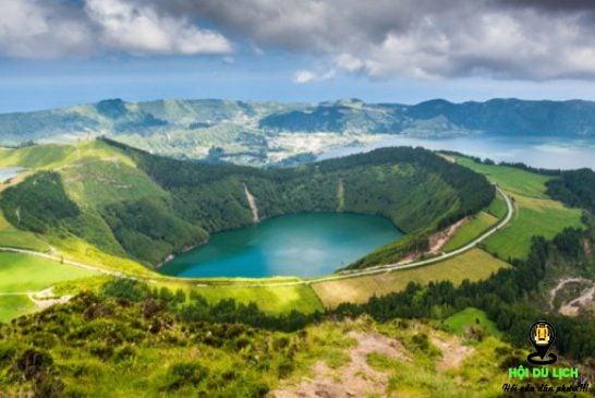 Quần đảo Açores - điểm du lịch thu hút nhất ở Bồ Đào Nha