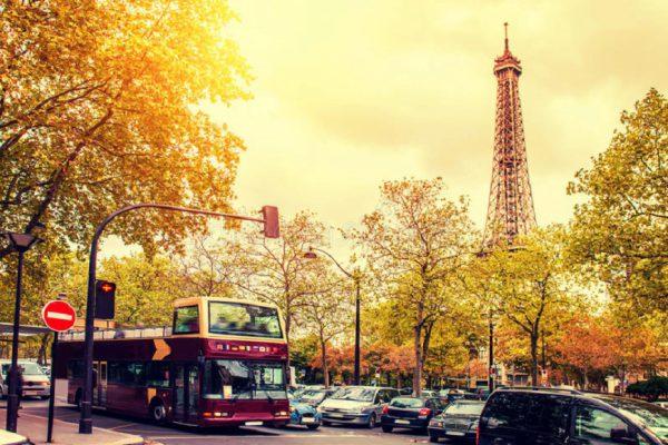 Paris mùa thu - mọi con đường đều nên thơ