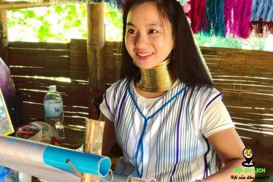 Bộ tộc Karen nét văn hóa với những chiếc cổ dài