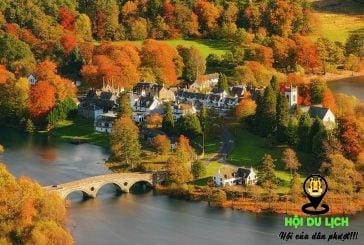 Du lịch mùa thu Châu Âu nên check in những thành phố nào?
