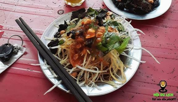 Quán Gỏi khô bò – 107 Nguyễn Văn Thủ