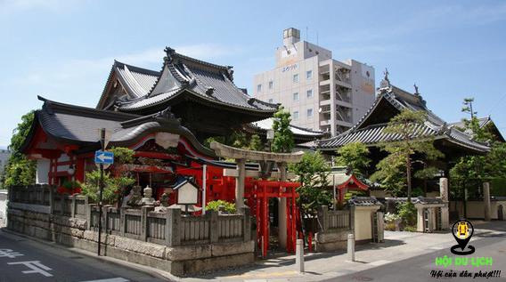 Tham quan các đền thờ ở Matsumoto- ảnh sưu tầm