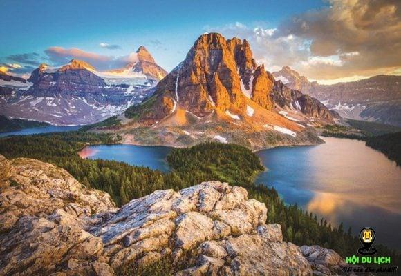 Vẻ đẹp của công viên Banff thật ấn tượng- ảnh sưu tầm