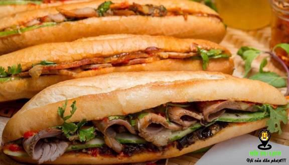 Bánh mì - ẩm thực nổi tiếng Hội An