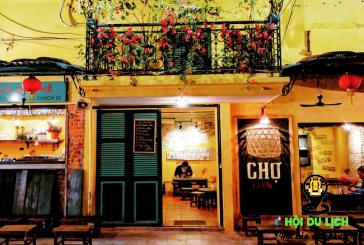 Những quán café thức cho hội bạn bè tụ họp xuyên đêm