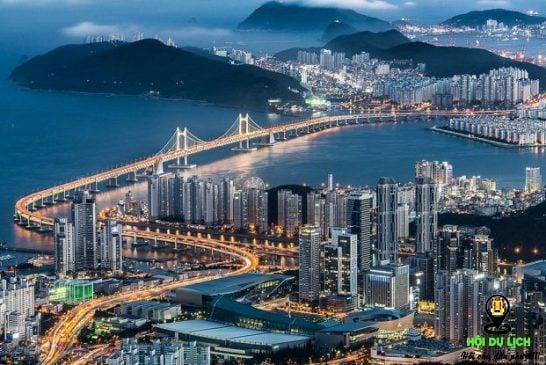 Kinh nghiệm du lịch Busan từ A đến Z