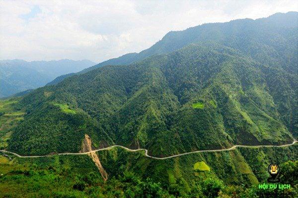 """Đèo Khau Phạ - một trong """"tứ đại đỉnh đèo"""" của miền Bắc"""