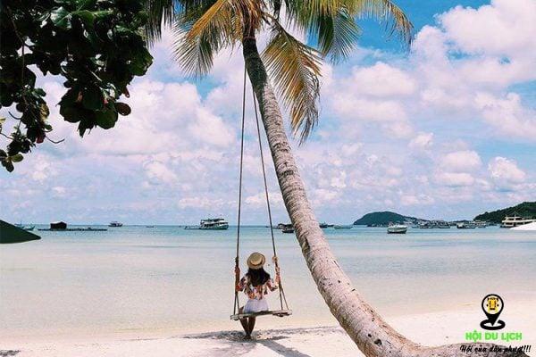 Du lịch biển vào mùa thu thích hợp để cải thiện sức khỏe