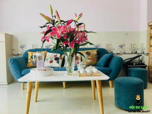 Khung cảnh giản dị, yên tĩnh của L.Y.S homestay Vũng Tàu cho cặp đôi giá rẻ