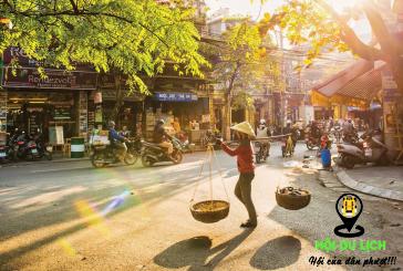 3 điểm du lịch mùa thu Hà Nội du khách không nên bỏ qua