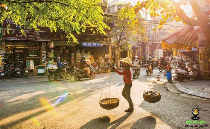 Top 3 điểm du lịch mùa thu Hà Nội du khách không nên bỏ qua
